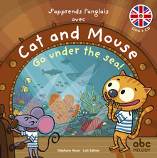 Cat and Mouse go under the sea ! | Stéphane Husar