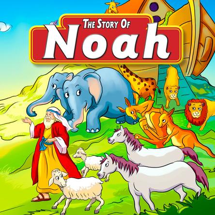 The Story of Noah | Flowerpot Children's Press