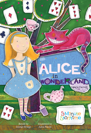 Alice in wonderland | Asha Pearse