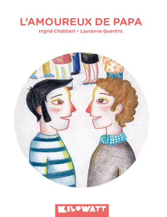 L'amoureux de papa | Ingrid Chabbert