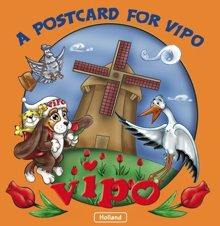 A postcard for Vipo | Ido Angel