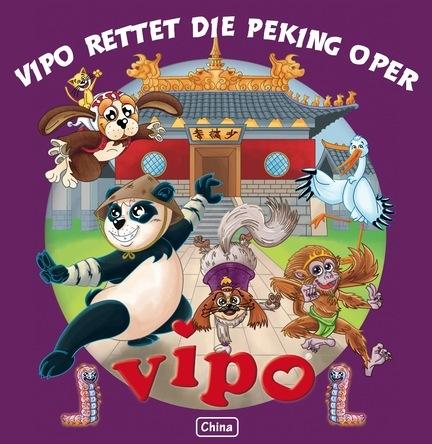 Vipo rettet die Peking Oper | Ido Angel