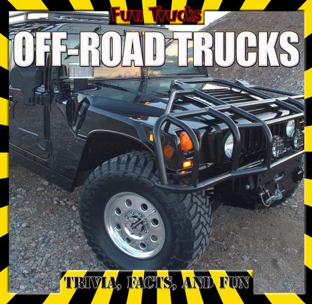 Off Road Trucks | Flowerpot Children's Press