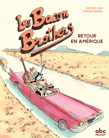 Les Bacon Brothers | Davide Cali