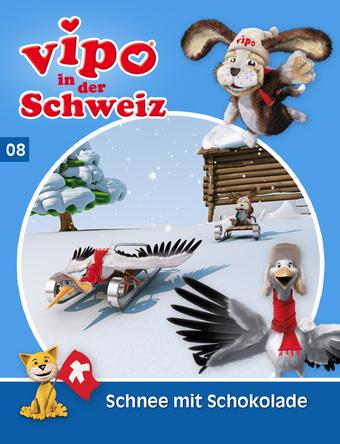 Vipo in der Schweiz- Schnee mit Schokolade | Ido Angel