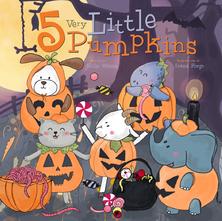 5 very Little Pumpkins | Ivana Forgo