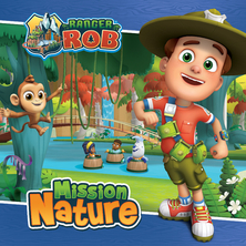Ranger Rob : Mission Nature | Corinne Delporte