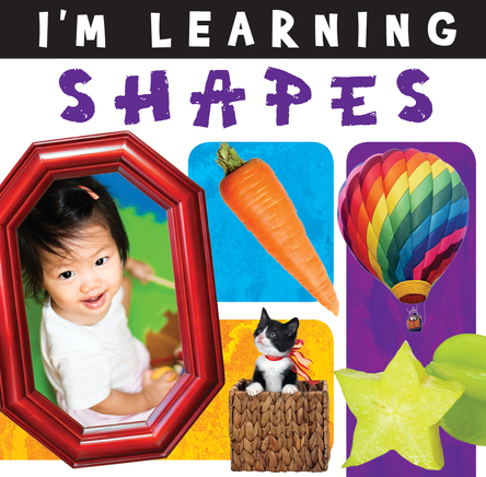 I'm Learning Shapes | Flowerpot Children's Press