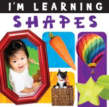 I'm Learning Shapes | Flowerpot Children's Press