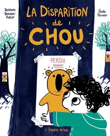 La disparition de Chou | Stéphanie Demasse-Pottier
