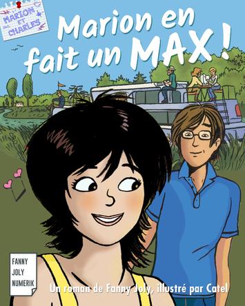 Marion en fait un Max ! | Fanny Joly