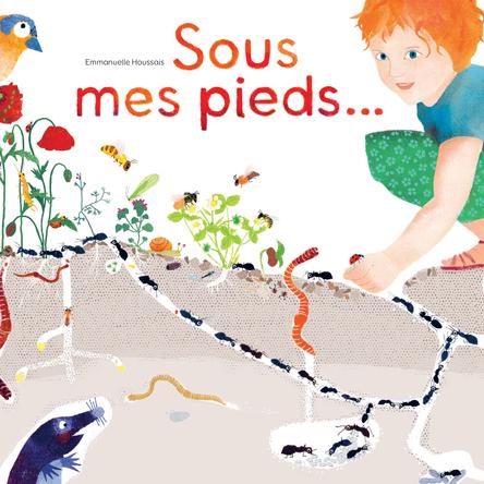 Sous mes pieds | Emmanuelle Houssais