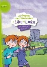 Lilou et Louka : un étrange poisson | Céline Théraulaz