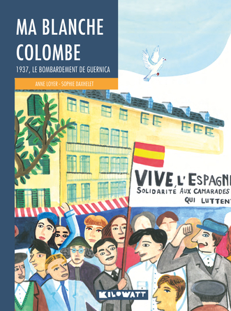 Ma blanche colombe | Anne Loyer