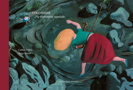 Colombine la violoniste spatiale | Carlos Videla