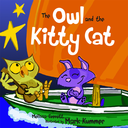 the Owl and the Kitty Cat | Mark Kummer
