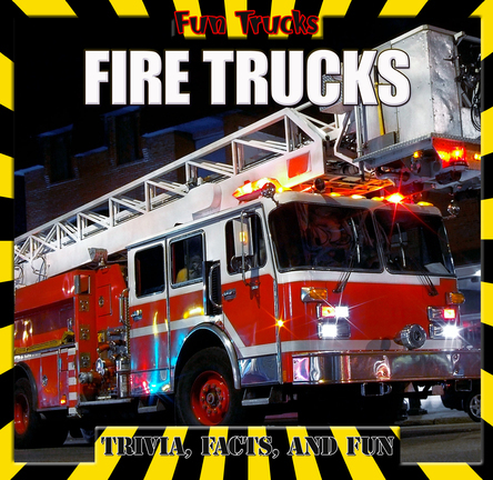 Fire Trucks | Flowerpot Children's Press