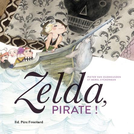 Zelda, pirate ! | Peter Van Oudheusden