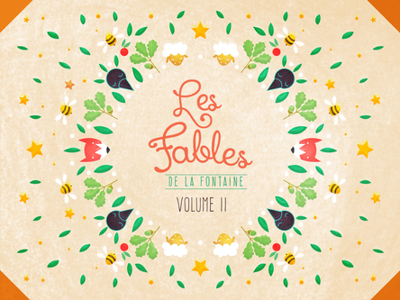 Les fables de La Fontaine - Volume 2 |