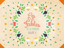 Les fables de La Fontaine - Volume 2 |