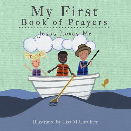 Jesus Loves Me | Lisa M Gardiner