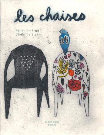 Les chaises | Raphaële Frier