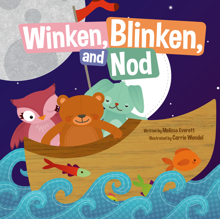 Winken, Blinken, and Nod | Carrie Wendel