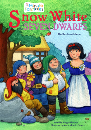 Snow White and the Seven Dwarfs | Andrew Everitt Stewart