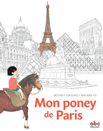 Mon poney de Paris |
