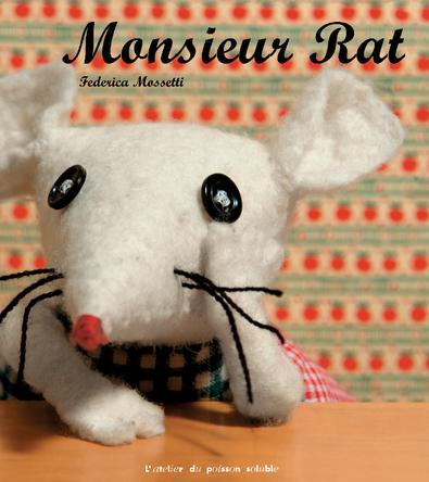 Monsieur Rat | Federica Mossetti