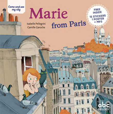 Marie from Paris | Isabelle Pellegrini