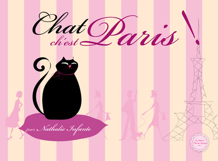Chat chez Paris | Nathalie Infante