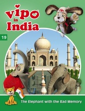 Vipo in India- The Elephant with the Bad Memory | Ido Angel
