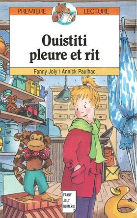 Ouistiti pleure et rit | Fanny Joly