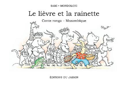 Le lièvre et la rainette | Sami