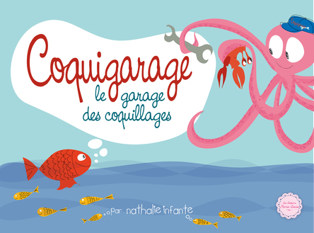 Coquigarage, le garage des coquillages |