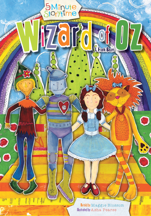 Wizard of Oz | Asha Pearse