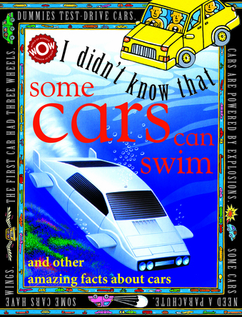 I didn't Know That Some Cars Can Swim | Flowerpot Children's Press