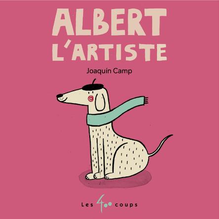 Albert l'artiste   Joaquín Camp
